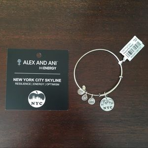 Alex and Ani | NYC Expandable Wire Bangle Bracelet